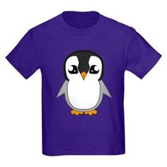 Babyguin Rehatched T, Mr Penguin, Cute, Adorable, Kawaii, Anime, Penguin, Goldfishdreams, Cartoon, T-Shirt Design, Bird, Big Eyes,