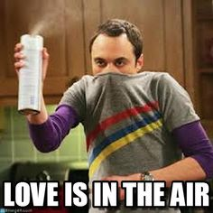 memes of love is in the air - Google Search