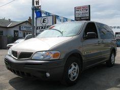 2004 Pontiac Montana Minivan / $5950