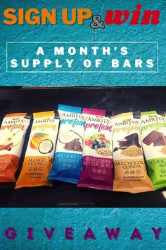 Get a chance to win a month's supply of high protein bars when you sign up! #highproteinsnacks #highproteinsnacksonthego #healthyhighproteinsnacks #highproteinsnacksforkids #highproteinsnacksforathletes #energybarshealthy #veganproteinbars #veganproteinbarsproducts #bestveganproteinbars #glutenfreeproteinbars #nutfreeproteinbars dairyfreeproteinbars #plantbasedsnacksonthego #plantbasedsnacksforkids #healthysnacksgiveaway #snacksgiveaway Best Vegan Protein Bars, Gluten Free Protein Bars, High Protein Bars, High Protein Snacks On The Go, Healthy Snacks For Kids, Plant Based Snacks, Plant Based Protein, Mango Chocolate, Nut Free
