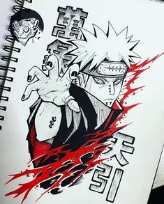Beginner guide to drawing manga! drawing manga ideas and images Naruto Sketch, Naruto Drawings, Anime Sketch, Cool Drawings, Anime Naruto, Naruto Shippuden Anime, Naruto Art, Boruto, Manga Drawing