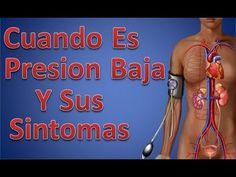 Cuando es presion baja - Sintomas De Presion Baja - YouTube