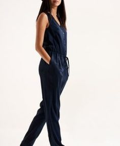 Tall Soft Drape Jumpsuit at Long Tall Sally Playsuits, Jumpsuits, Long Tall Sally, Tall Women, Legs, Clothes For Women, Pretty, Dresses, Overalls
