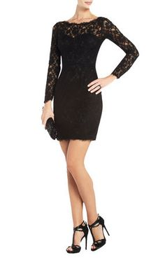 I AM DYING FOR THIS BCBG Cocktail Dress :(