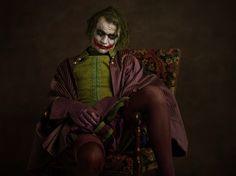 16th Century Joker looks scarily like 21st Century Joker