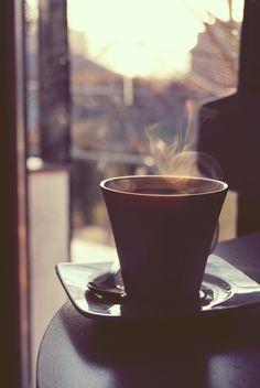 Autumn Cozy Coffee.