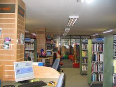 Dartmouth Library & Learning Centre - Shelving