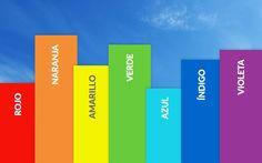 Colores del arcoíris