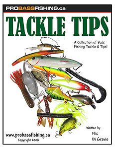 FJK - Ontario bass fishing and Free Downloadable tackle tips
