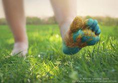 Desarrolla La Sensibilidad De Tus Pies | LINA MUSES