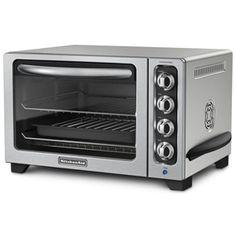 ShopKitchenAid: KitchenAid® 12 inch Convection Bake Countertop Oven KCO223CU