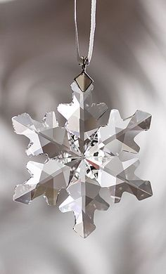 Swarovski Crystal Snowflake ♡♡
