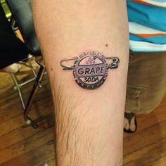 Up   35 Wonderful Tattoos For Disney Fan(atic)s