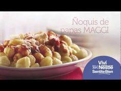 Receta de Ñoquis de papa instantáneos   Nestlé Argentina
