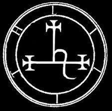 Sigil of Lilith Lilith Symbol, Lilith Sigil, Lillith Goddess, Sigil Magic, Tribal Symbols, Satanic Art, Demonology, Goth Art, Angels And Demons