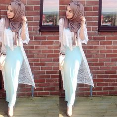 Instagram media by _hijaboutfit - #hijabfashion #hijaboutfit #muslim #hihab