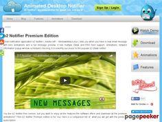 b2 Notifier Premium Edition - Animated Desktop Notifier - Free Animated Desktop Notifier for Mac, Windows, Linux