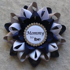 Mommy to Be Pin Aunt to Be Pin Mommy to Be Corsage Grandma to...