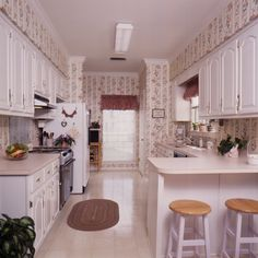 Small, but functional country kitchen design in Plan 024D-0042 | House Plans and More