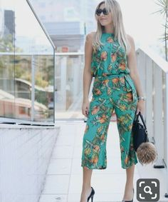 Chic Outfits, Dress Outfits, Jumper Suit, How To Wear Blazers, Iranian Women Fashion, Jumpsuit Pattern, Inspiration Mode, Plus Size Casual, Trendy Dresses