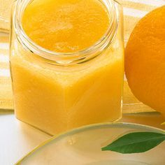 Quitten-Orangen-Konfitüre The best GU recipes with quality guarantee: Quince and Orange Jam Jam Recipes, Easy Cake Recipes, Chutneys, Vegan Food Brands, Quince Fruit, Orange Jam, Fall Dinner Recipes, Jam And Jelly, Vegetables