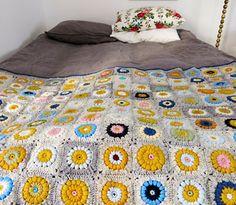 crochet blanket /