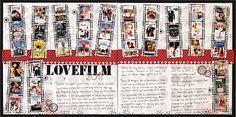 Gummiapan Photo Wall, Camilla, Frame, Hearts, Home Decor, Picture Frame, Fotografie, Frames, A Frame
