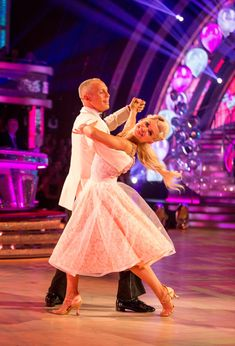 SCD week 2, 2016. Judge Rinder & Oksana Platero. American Smooth. Credit: BBC / Guy Levy