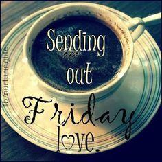 happy Friday everybody
