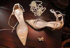 Dior shoes...unmistakable design...
