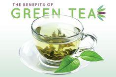 Green Tea Benefits | Live to 110
