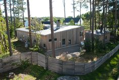 The house in the thicket,Courtesy of Kasper Bonna Lundgaard