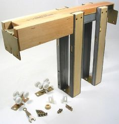 LE JOHNSON PRODUCTS 153068PF Pocket Door Frame ** Continue to the product at the image link.