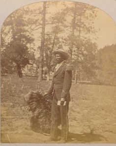 Pedro, Captain of the Coyotero Apache