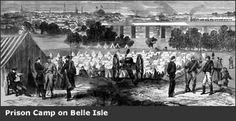 Prison on Belle Isle