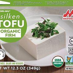 Morinu Organic Silken Tofu, Firm, 12.3 Ounce (2% CALCIUM) - Vegan Food Review