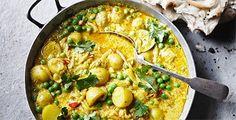 Vegetarian curry recipes. See Pumpkin Curry Recipe.