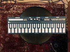 Sputnik Modular Multi-Touch Keyboard