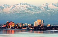 If I could go anywhere right now, I'd go back to Anchorage...    Pretty much always feel that way!