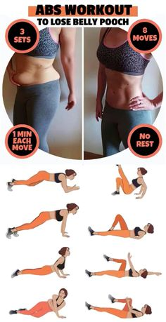8 Simple & Best Exercises to Reduce Hanging Belly Fat