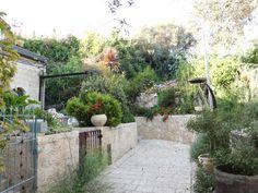 German Colony Jerusalem garden