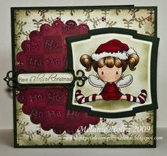 Great C.C. Design Copic Card by Melanie