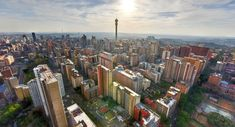 Highlights in and around Johannesburg and Pretoria, South Africa