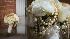 Vintage and Chic Bridal Bouquets