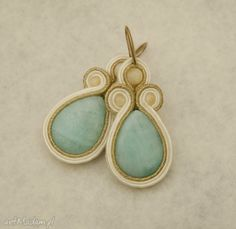 kolczyki sutasz z hemimorfitami. $20 Gemstone Rings, Gemstones, Jewelry, Jewlery, Gems, Jewerly, Schmuck, Jewels, Jewelery