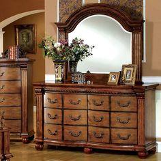 Furniture of America Bellagrand Dresser Las Vegas Furniture Online | LasVegasFurnitureOnline | Lasvegasfurnitureonline.com
