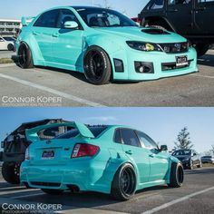 Subaru Impreza WRX STi @Chelsea_xoxo