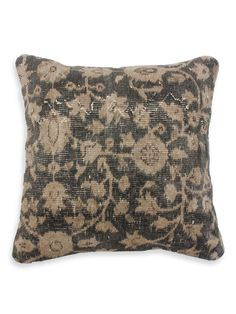 nuLOOM Vintage Overdyed Pillow - Gilt Home Throw Pillows, Vintage, Home, Toss Pillows, Cushions, Ad Home, Decorative Pillows, Vintage Comics, Homes