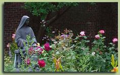 The Catholic Garden - great site to learn about the history of and how to plan a Catholic garden.
