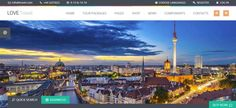 Travel WordPress Theme for Travel Planners